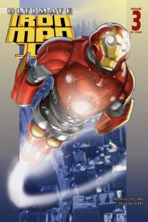 Ultimate Iron Man II #3