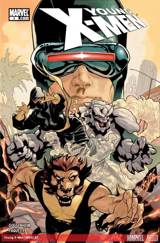 Young X-Men (2008) #3