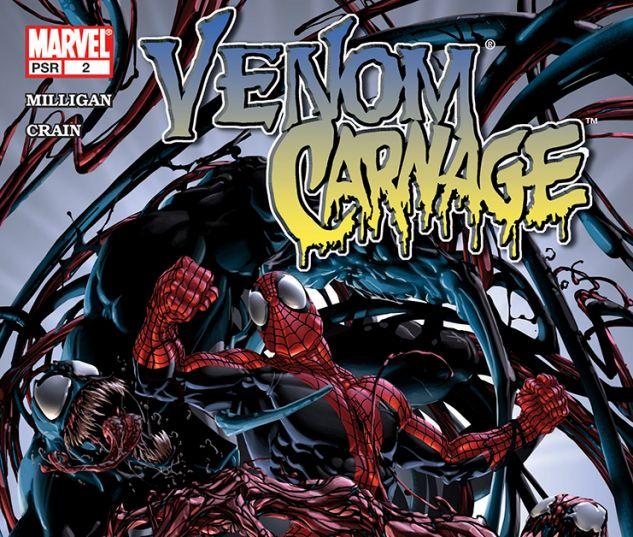 Venom Vs. Carnage (2004) #2