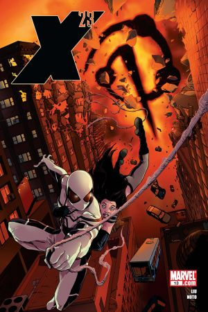 X-23 (2010) #13