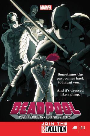 Deadpool (2012) #14