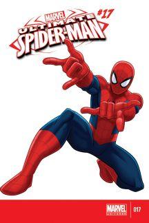 Marvel Universe Ultimate Spider-Man (2012) #17