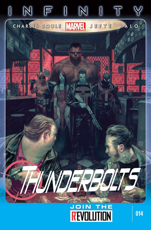 Thunderbolts (2012) #14