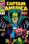 Captain America (1968) #382 Cover