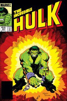 Incredible Hulk #307