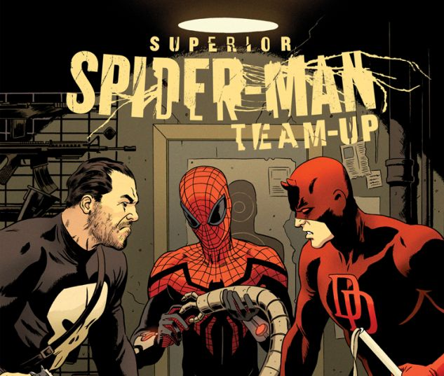 SUPERIOR SPIDER-MAN TEAM-UP 9 (WITH DIGITAL CODE)