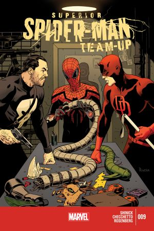 Superior Spider-Man Team-Up (2013) #9