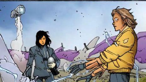 Marvel AR: Sam Humphries talks Monica Chang