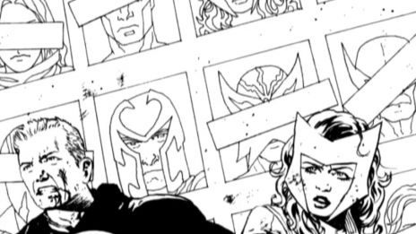 Marvel AR: Rick Remender on Scarlet Witch