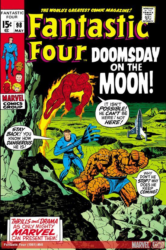 Fantastic Four (1961) #98