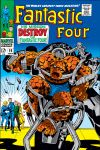 Fantastic Four (1961) #68 Cover