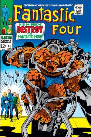 Fantastic Four (1961) #68