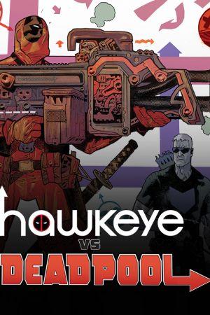 Hawkeye vs Deadpool (2014)