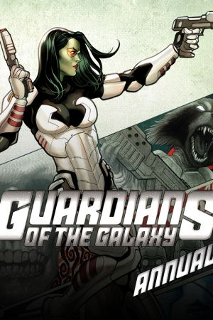 Guardians of the Galaxy Annual (2014)