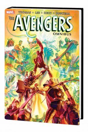 THE AVENGERS OMNIBUS VOL. 2 HC ROSS COVER (Hardcover)