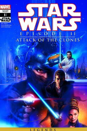 Star Wars: Episode Ii - Attack Of The Clones #1