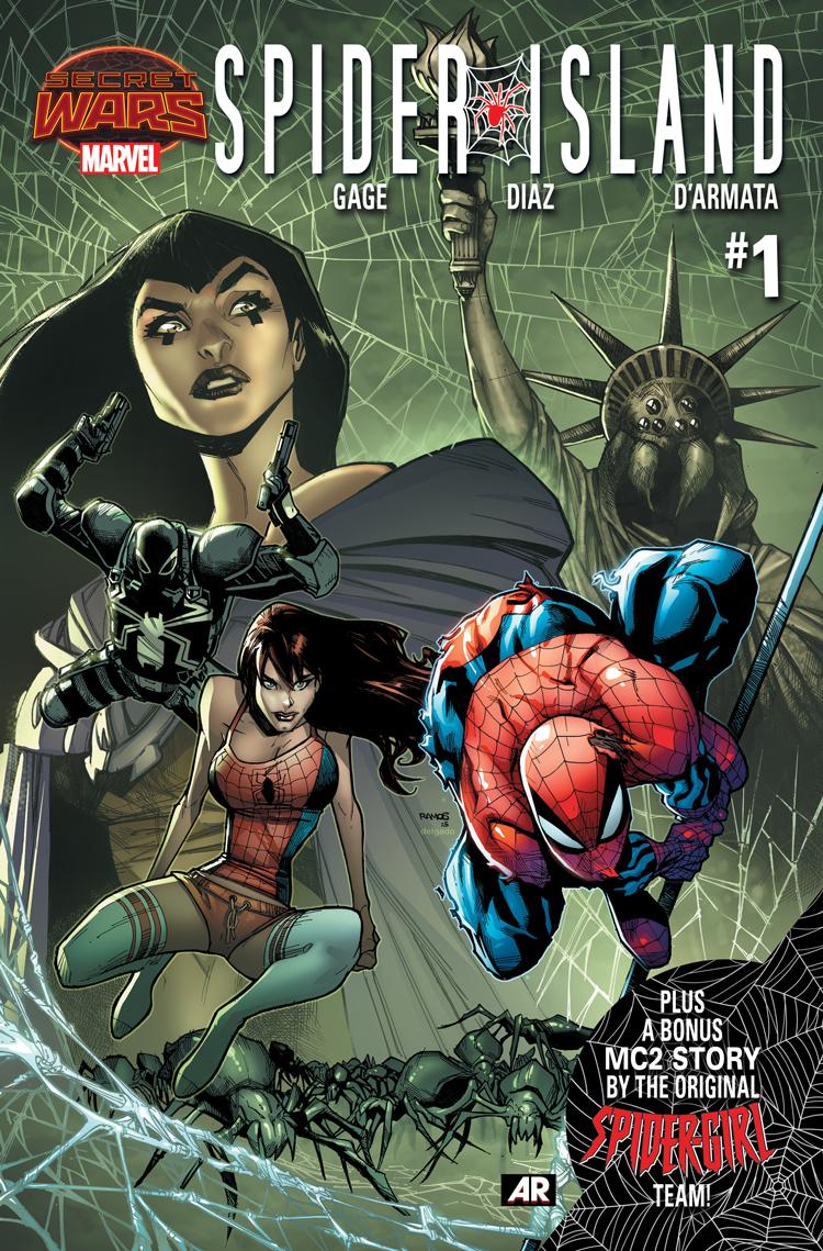 Spider-Island (2015) #1