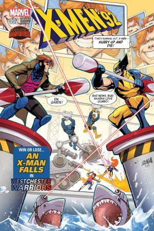 X-Men '92 (2015) #2 (Tbd Artist Variant)