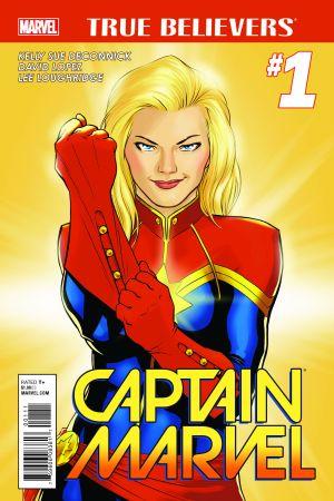 True Believers: Captain Marvel (2015) #1