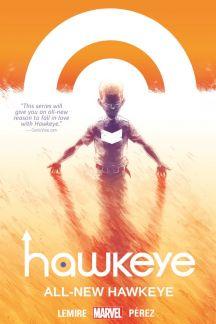 Hawkeye Vol. 5: All-New Hawkeye (Trade Paperback)