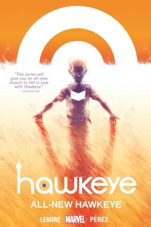 Hawkeye Vol. 5: All-New Hawkeye (Trade Paperback)