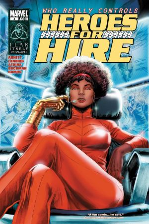 Heroes for Hire (2010) #4