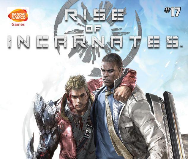 Rise of Incarnates (2014) #17