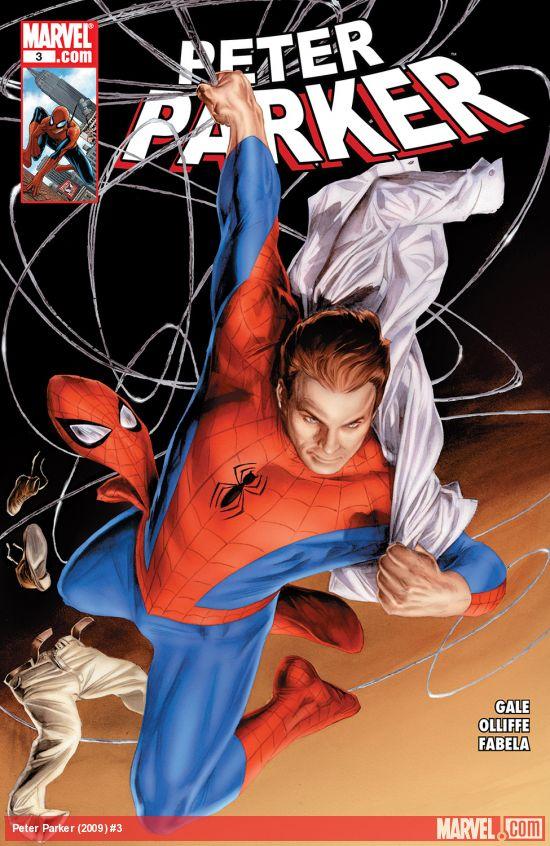 Peter Parker (2009) #3