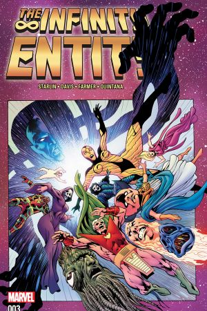 The Infinity Entity (2016) #3