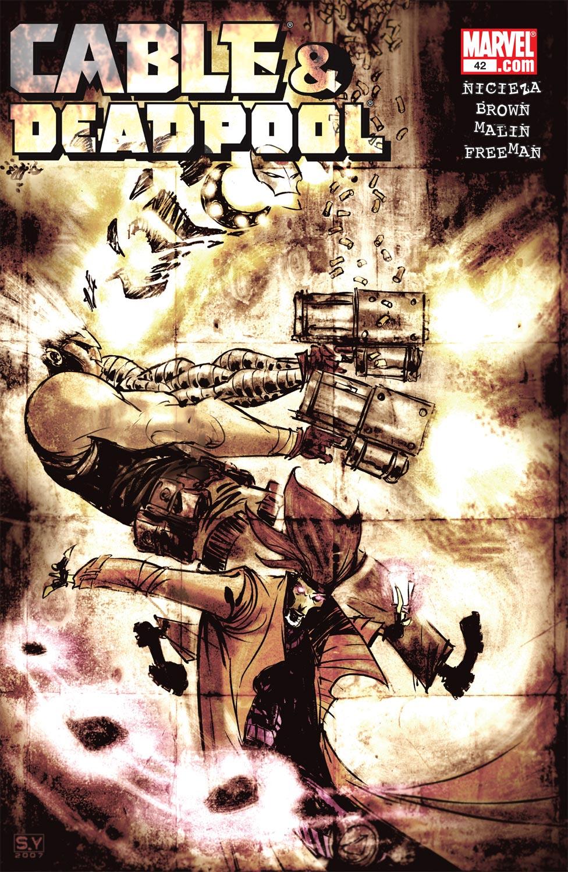 Cable & Deadpool (2004) #42
