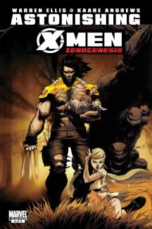 Astonishing X-Men: Xenogenesis #4