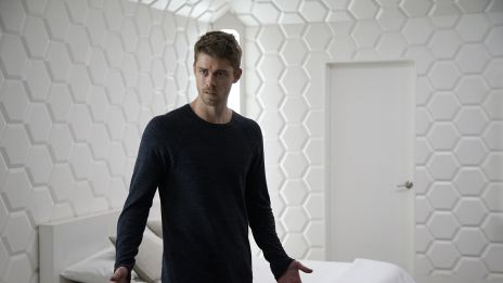 Luke Mitchell stars as Lincoln Campbell in Marvel's Agents of S.H.I.E.L.D.