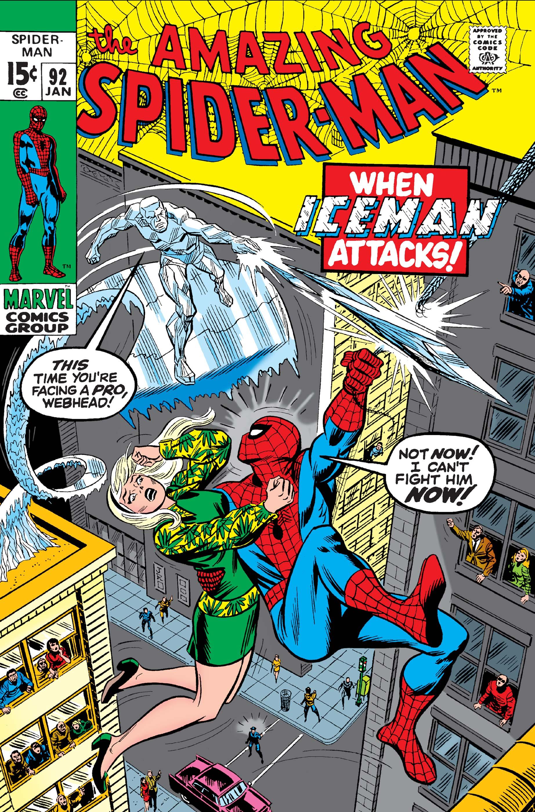 The Amazing Spider-Man (1963) #92