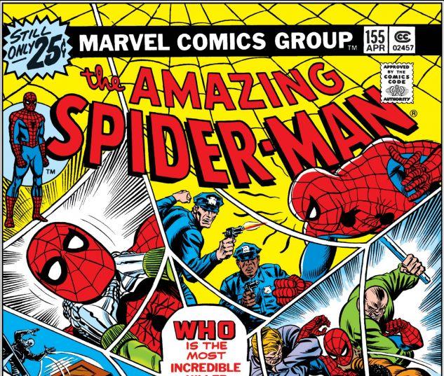 Amazing Spider-Man (1963) #155