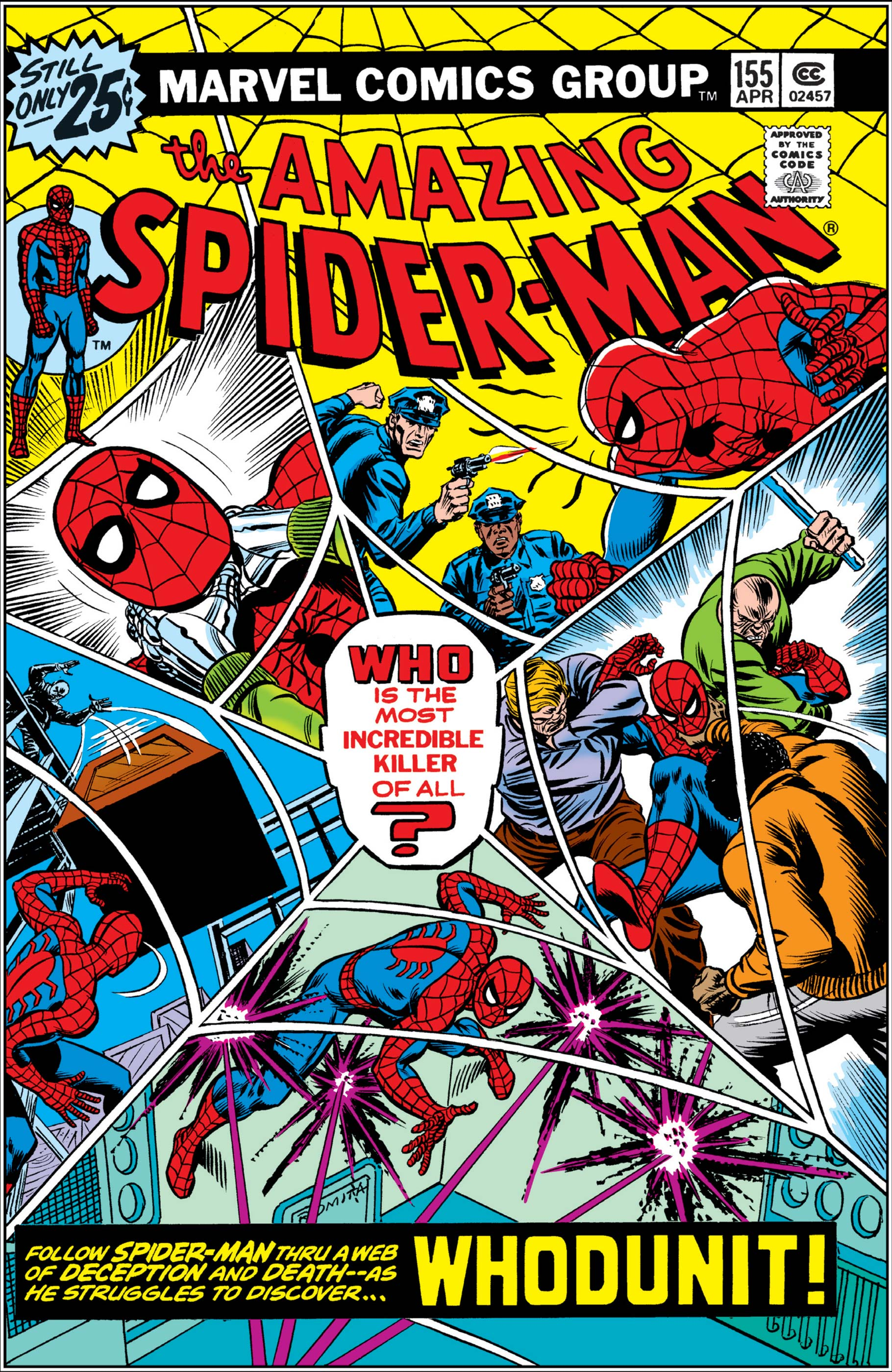 The Amazing Spider-Man (1963) #155
