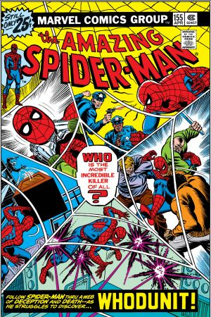 The Amazing Spider-Man (1963) #155
