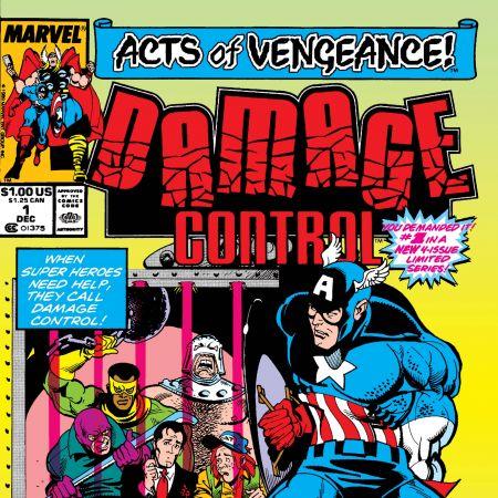 Damage Control (1989) #1