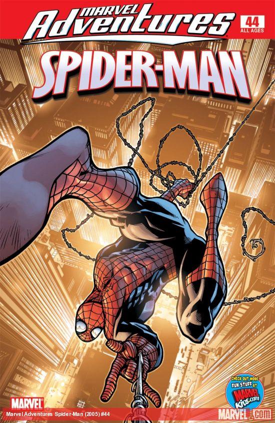 Marvel Adventures Spider-Man (2005) #44