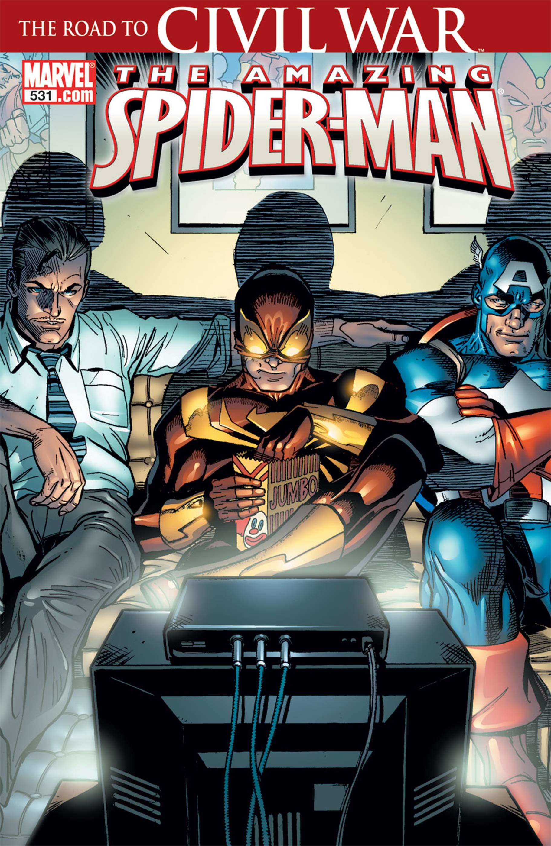 Amazing Spider-Man (1999) #531