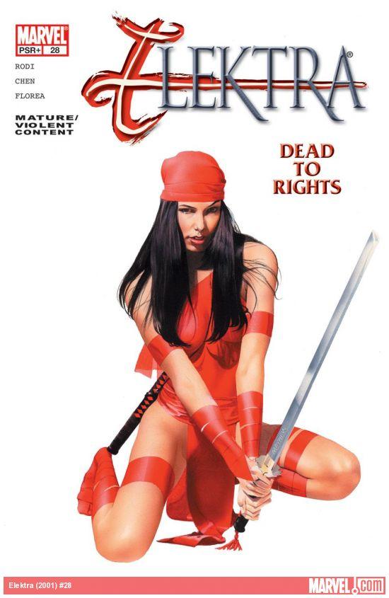 Elektra (2001) #28
