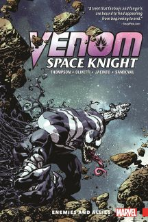 Venom: Space Knight Vol. 2 - Enemies And Allies (Trade Paperback)