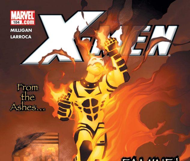 X-MEN (2004) #184