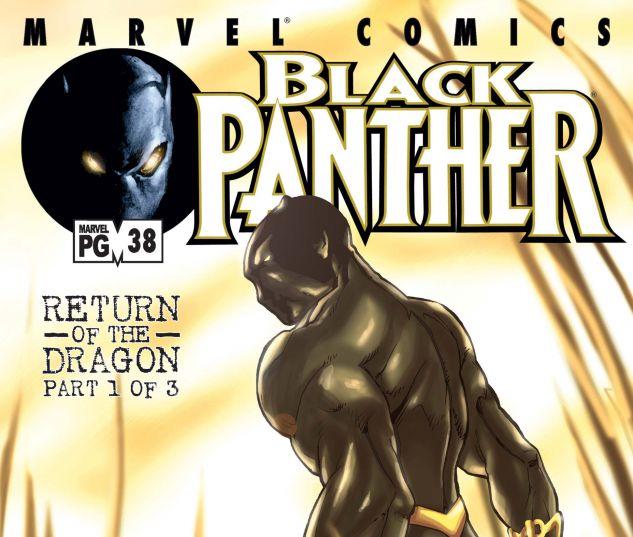 BLACK PANTHER (1998) #38