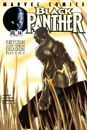 Black Panther #38