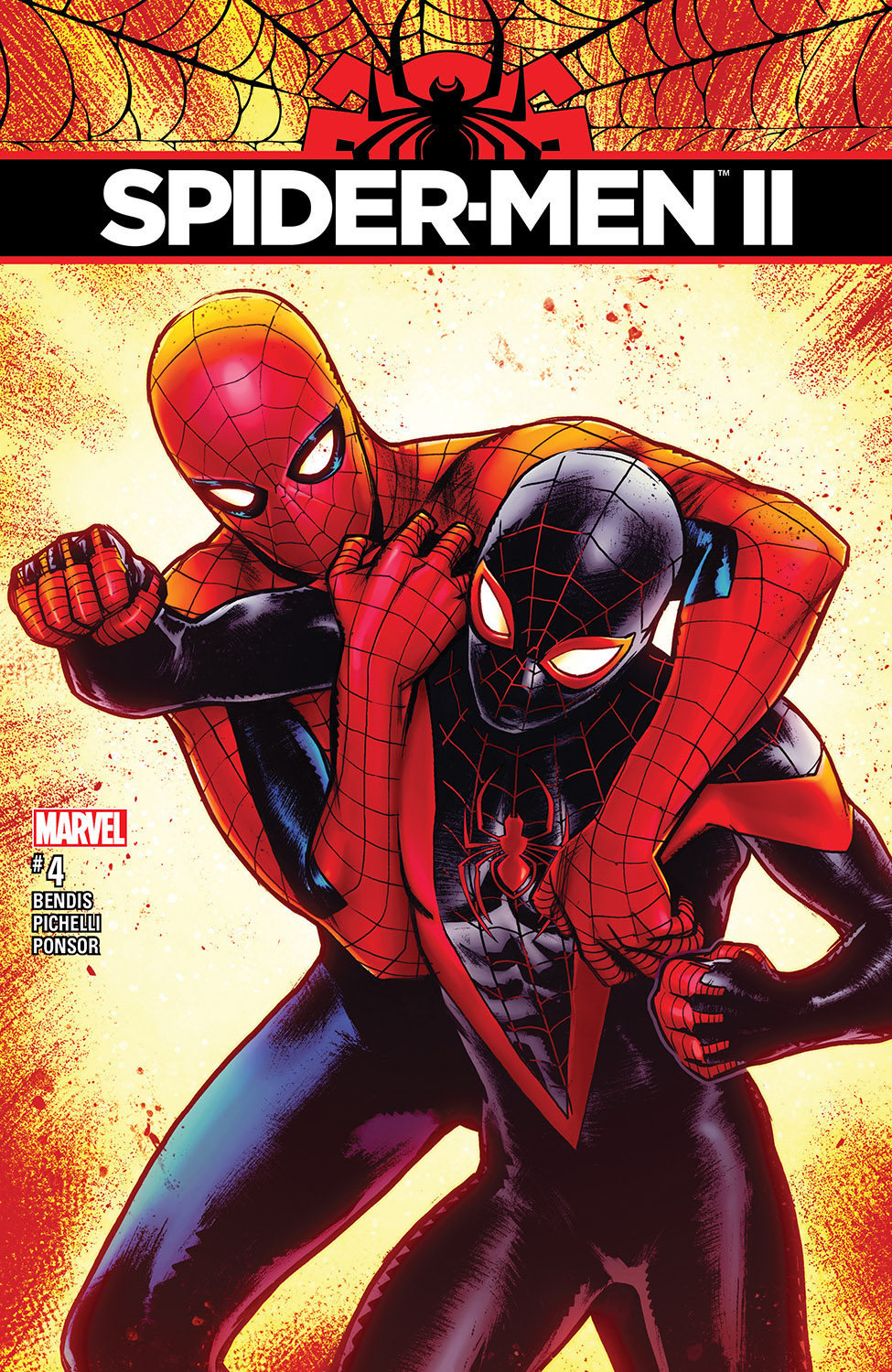 Spider-Men II (2017) #4