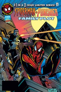 Spider-Man/Punisher: Family Plot #1