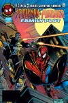 Cover for SPIDER-MAN/PUNISHER: FAMILY PLOT 1