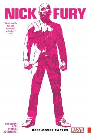 Nick Fury: Deep-Cover Capers (Trade Paperback)