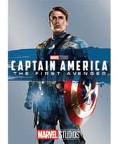 Captain America: The First Avenger on Digital Download