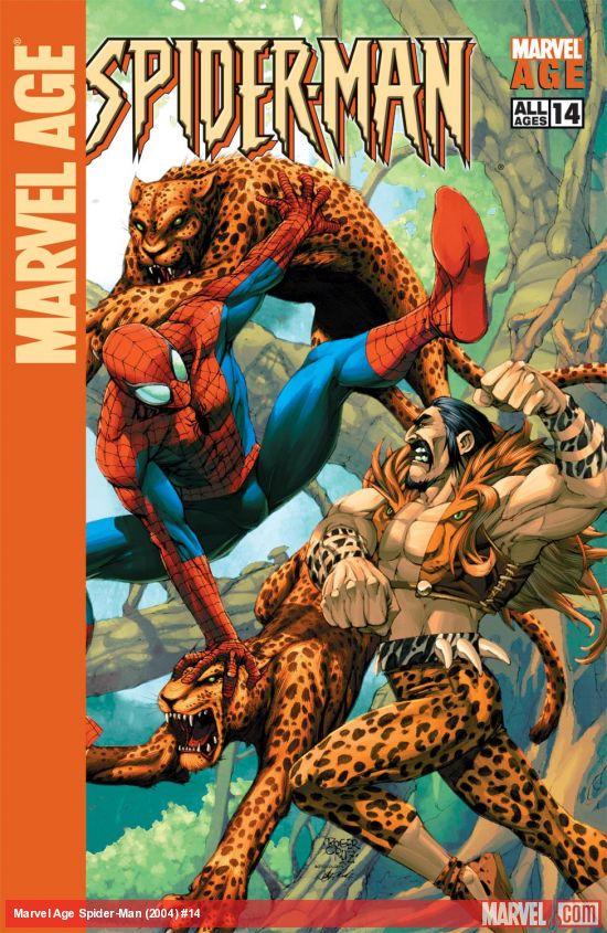 Marvel Age Spider-Man (2004) #14